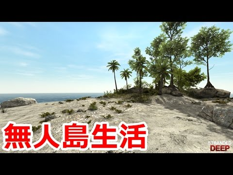 ポッキーの無人島0円サバイバル生活 - Stranded