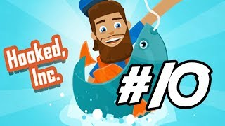 Hooked, Inc. - 10 - Upgrade to Tier 10 Boat