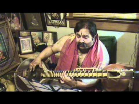 Raghavendra Vijaya - Sandhi 1 - Sung by Raghavendra Batni (Washington DC, USA)