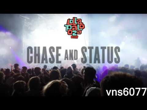 Chase & Status @ Lollapalooza Festival - Berlin