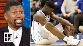 Bad news for Nike if Zion Williamson signs a shoe deal with another brand – Jalen Rose | Get Up!