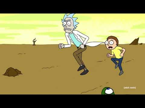 Rick and Morty Season 4 Opening Sequence
