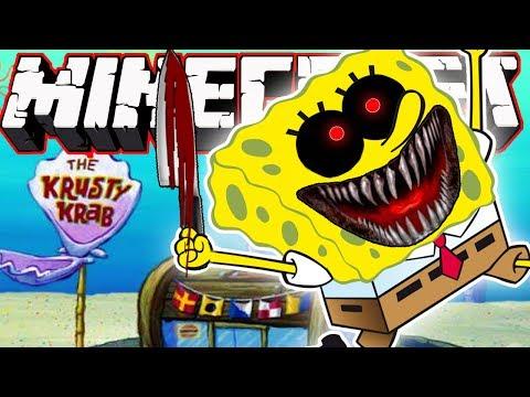 evil spongebob and patrick