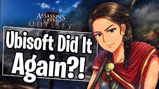 Assassin's Creed Odyssey Review - A Fun Experiment