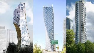 Vancouver's New Skyscrapers Mega Projects :Canada's Extraordinary Architecture
