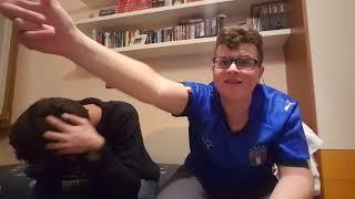 [SFOGO] SIAMO FUORI. VERGOGNA - ITALIA-SVEZIA 0-0