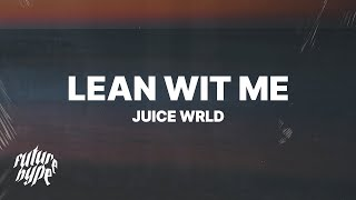 Download Juice WRLD - Lean Wit Me (Lyrics) Mp3 and Videos