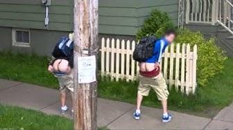Zensierte Kuriositäten  Diese Street View Bilder sind Google peinlich