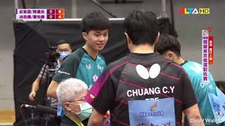 Lin Yun-Ju /Cheng I-Ching VS Chuang Chih-Yuan/ Chen Chien-An [Taiwam Team Samulated Tokyo Olympics ]