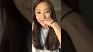 SISTAR Bora (보라) Instagram Live | October 05, 2019