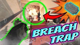 BREACH CHARGE TRAP - Rainbow Six Siege thumbnail