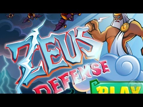 Zeus Defense - iPhone & iPad Gameplay Video