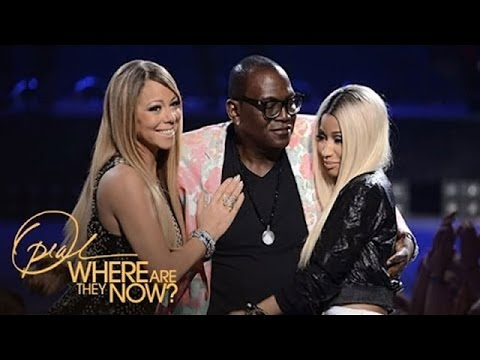 The Truth Behind The Nicki Minaj and Mariah Carey Feud | Where Are They Now | Oprah Winfrey Network