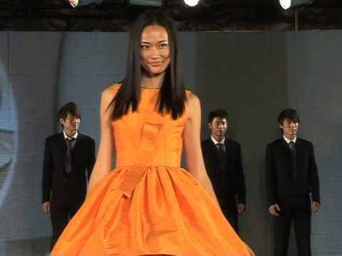 Fashion label Pierre Cardin on show in Shanghai