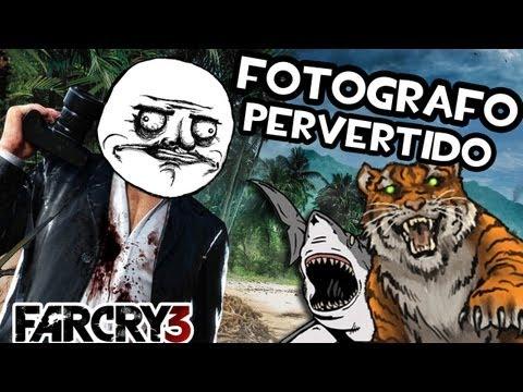 Far Cry 3   EL FOTOGRAFO PERVERTIDO AMADOR DE ANIMALES