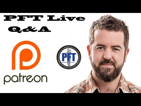 Patreon Q&A Live With Press For Truth