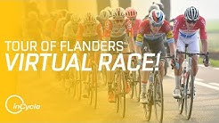 Virtual Tour of Flanders - LIVE! | inCycle