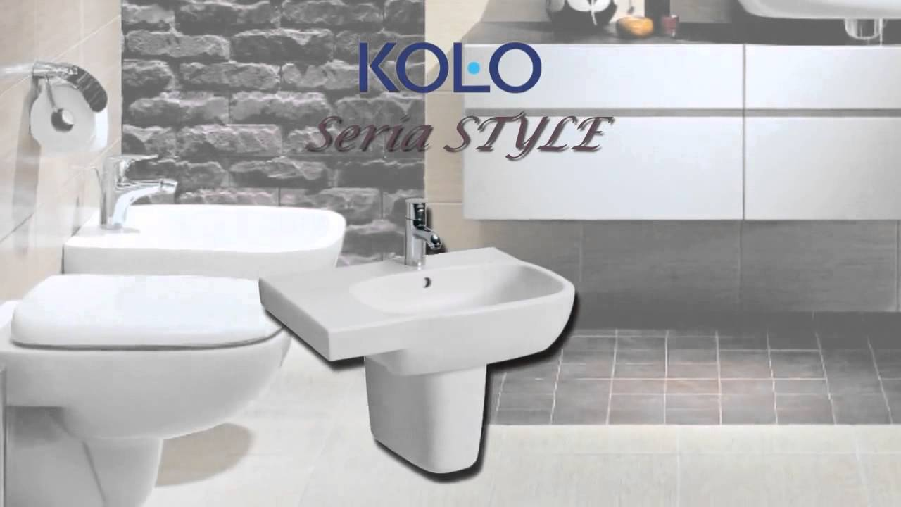 Сантехника Kolo Style - YouTube