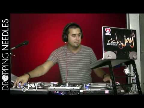 Ricky Jay Segment - Dropping Needles Collab Mix Volume 5 with DJ Bling