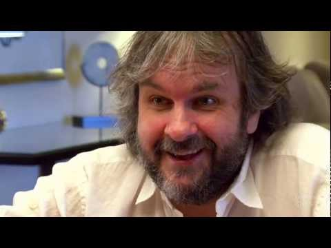 Peter Jackson discusses 'The Hobbit'