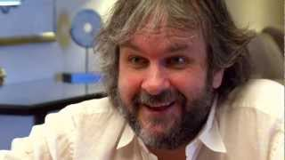 Peter Jackson discusses
