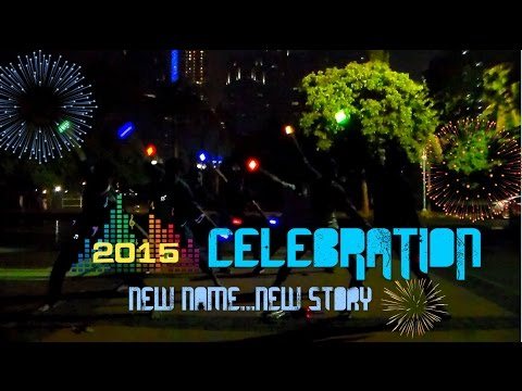 【INDONESIA WOTAGEI】 2 0 1 5 ! NEW NAME...NEW STORY 【ヲタ芸】