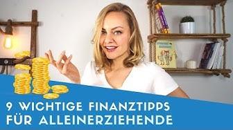 ▶ 9 wichtige Finanz-Tipps für Alleinerziehende