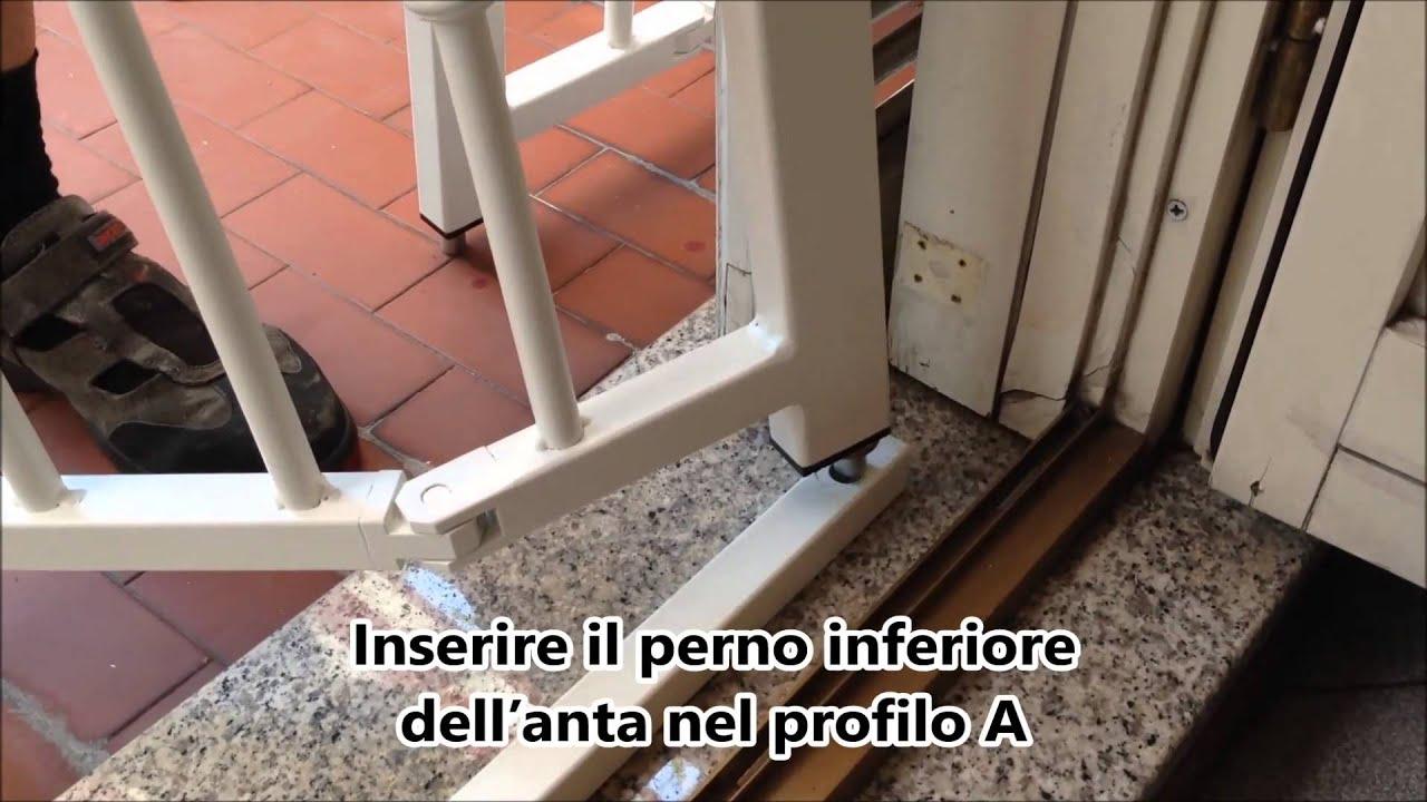 Video tutorial installazione inferriata di sicurezza eracle youtube - Sostituzione vetri finestre ...