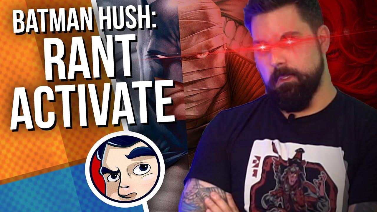 Download Batman Hush Movie RANT, WHY?!| Comicstorian