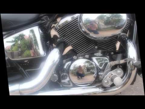 ขายชอปเปอร์, Honda Shadow Classic 400 c.c..wmv