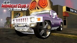 Hummer H3T Exótica - Midnight Club 3 DUB Edition Remix (PC Gameplay) [1080p]