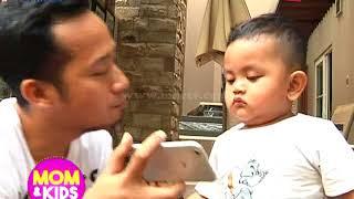 Anak Denny Cagur Pusing Dengan Kelakuan Ayahnya - Mom & Kids (10/9)