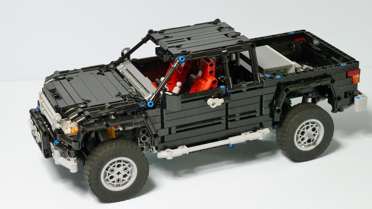 "LEGO Technic AWD Pickup ""Dacoma"" #1"