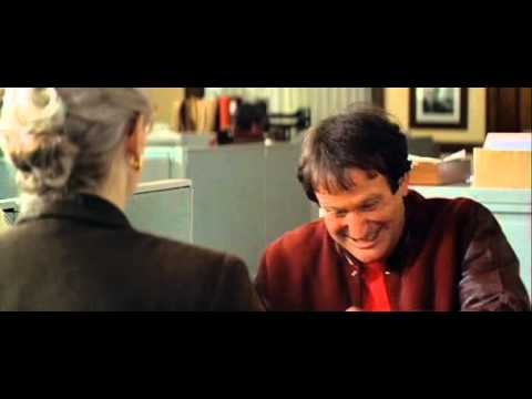 Mrs Doubtfire The Funny Scene With Mrs Selner Youtube