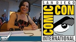 "Once Upon a Time: Interview mit Lana Parrilla (""Evil"" Queen Regina) - Comic-Con 2014"