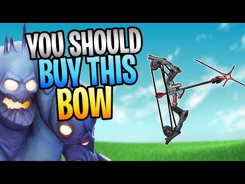 FORTNITE 🏹 Why You Should Buy The New INSTIGATOR Spec Ops Bow🏹STW Gameplay