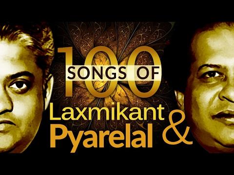 Top 100 Songs of Laxmikant Pyarelal| लष्मीकांत प्यारेलाल के 100 हिट गाने |HD Songs| One Stop Jukebox