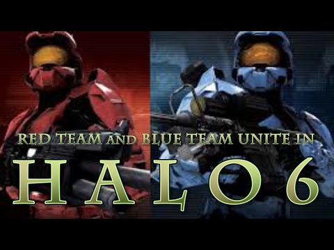 BLUE TEAM and RED TEAM United for Halo 6?  Tyrant's Halo Q&A