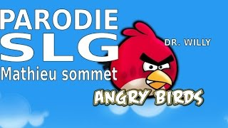 [PARODIE] SLG / Mathieu Sommet - Angry Birds (par Dr. Willy)