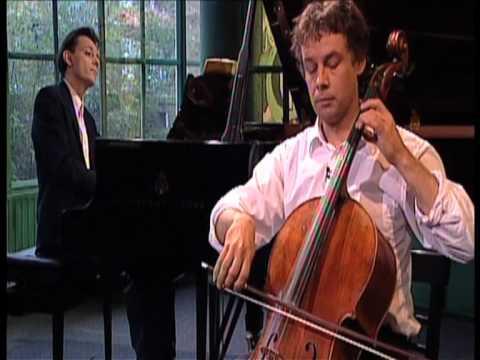 Paolo Giacometti & Pieter Wispelwey - Franz Schubert/ from: Sonate in F mineur -- Adagio