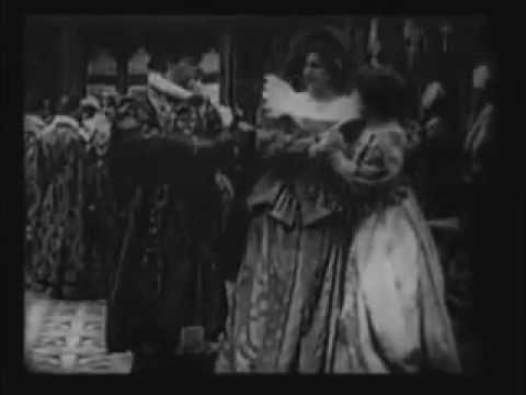Queen Elizabeth I, 1912 , sarah bernhardt