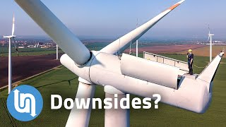 The truth about wind turbines - how bad are they?