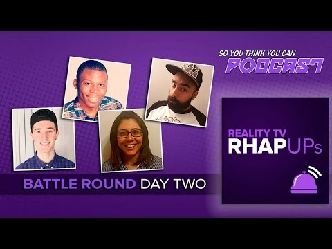 So You Think You Can Podcast | Battle Round Day Two