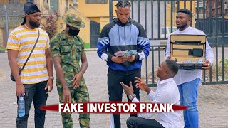 Download Zfancy Comedy - FAKE INVESTOR - AFRICAN PRANK (Zfancy)