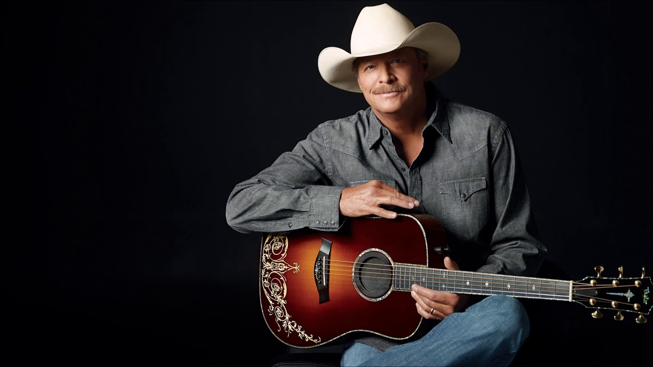 Alan Jackson I Ll Try Audio Youtube
