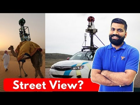 How Google Maps Street View Works? Capturing Everything - Explained