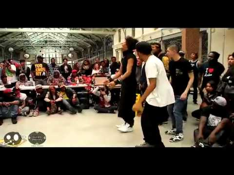 LES TWINS VS KRUMP/COLI PIEGE (2013)