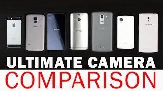 Ultimate Smartphone Camera Comparison