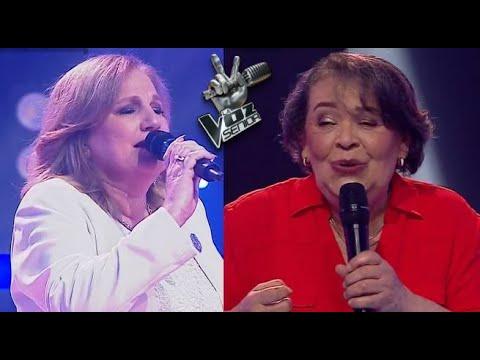 Download Marianne Larco vs. Angela Caballero | Beso a beso - Voy a apagar la luz | Batallas | La Voz Senior