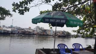 Saigon, Bến Bình Đông, Mễ Cốc,Quận8, Mùng 5, Tết Đinh Dậu
